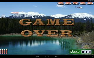 Screenshot of Skeet Shooting