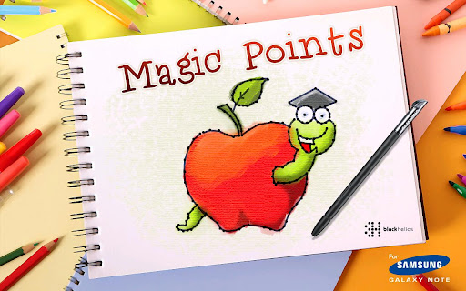 Magic Points Exclu Galaxy Note