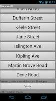 Screenshot of Toronto 401 Traffic