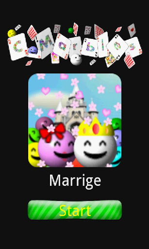 C-Marbles Card [Marrige]