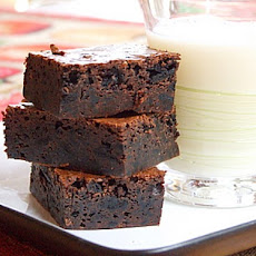 Oreo Chunk Brownies