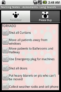 NurseWorks Tornado - screenshot