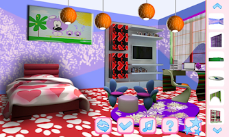 Screenshot of Realistic Room Design