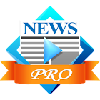 NewsAce Pro : RSS News Stand icon