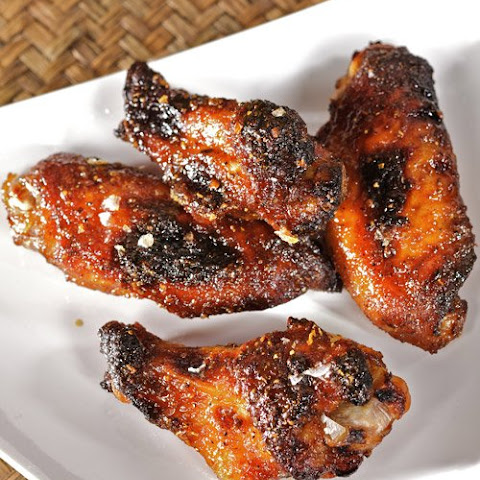 Spicy-Sweet Chicken Wings