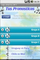 Screenshot of Copa America 2011 by Dudo