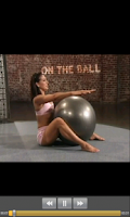 Screenshot of Pilates Clips - For Beginners