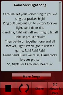 South Carolina Gameday - screenshot