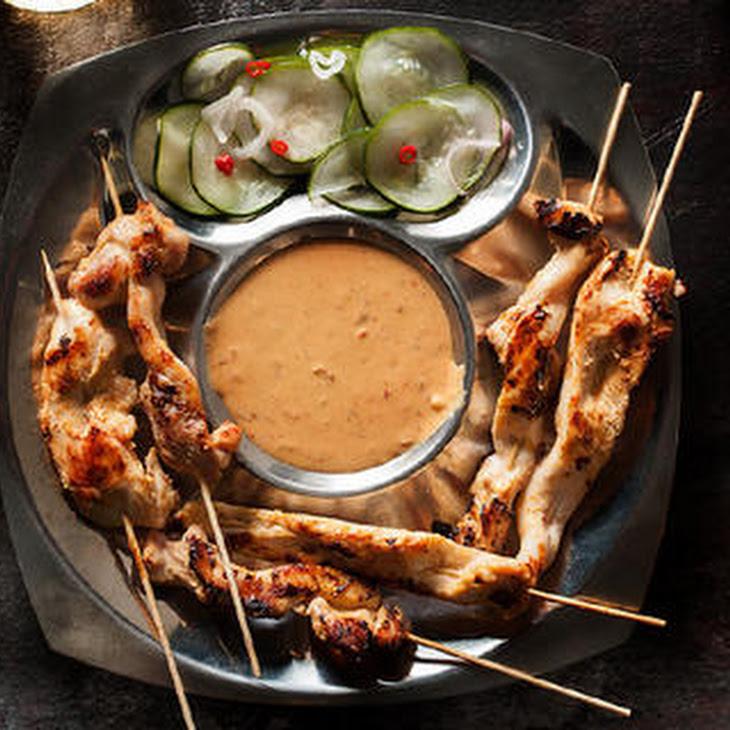 Curried Peanut Spread (Thai Satay Sauce) Recipe — Dishmaps
