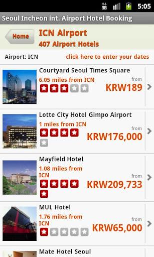 Hotels Near Incheon Airport