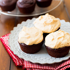 Peanut Butter Greek Yogurt Frosting