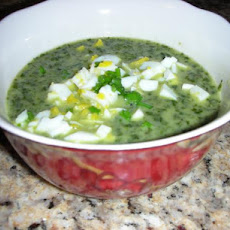 Green Kale Soup