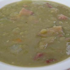 Joe's Split Pea, Bacon, Ham & Potato Soup