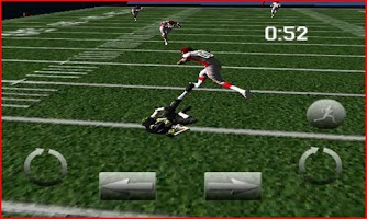 Screenshot of Runningback Rush Football Lite