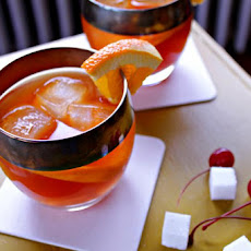 World's Best Rye Old Fashioned