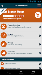 SBF-Fragen | See, Binnen, Funk - screenshot