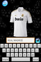 Screenshot of Futbol Team Logos Quiz