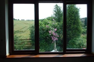Before & After: Replaced Double Glazed Unit, No Condensig