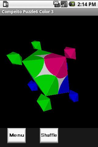 3D拼圖 Compeito