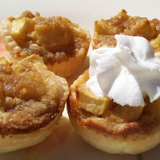 Apple Mini Tarts