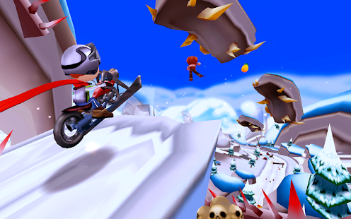 Free Skiing Fred APK for Windows 8