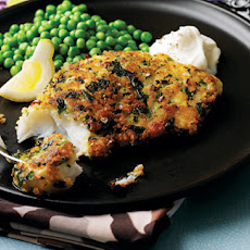 Crispy Herb-crumbed Fish