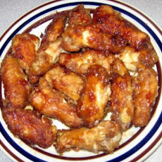 Mom's Teriyaki Chicken Wings