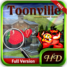 Toons New Free Hidden Object