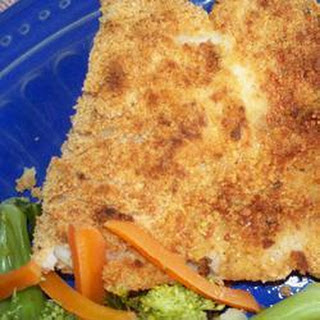 Crispy Cajun Breaded Fish
