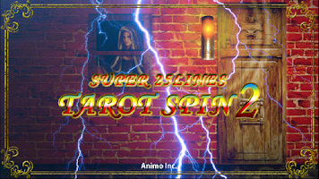 Screenshot of SUPER 25LINES TAROT SPIN2