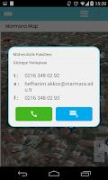 Screenshot of Marmara