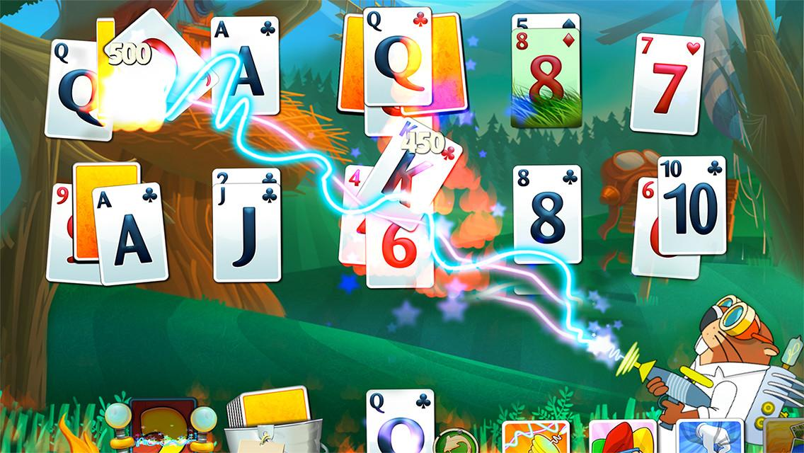 Fairway Solitaire Blast Screenshot 1