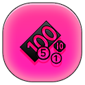 THEME - Pure Hot Pink icon