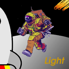 Save the Astronauts Light