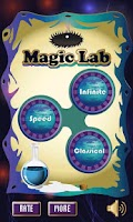 Screenshot of Magic Lab