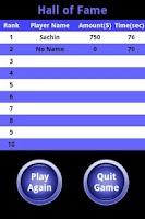 Screenshot of Quiz Fever