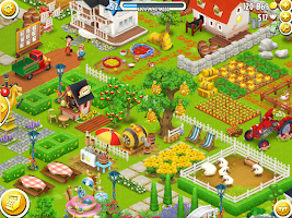 Screenshot of Hay Day