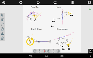 Screenshot of Autodesk ForceEffect Motion
