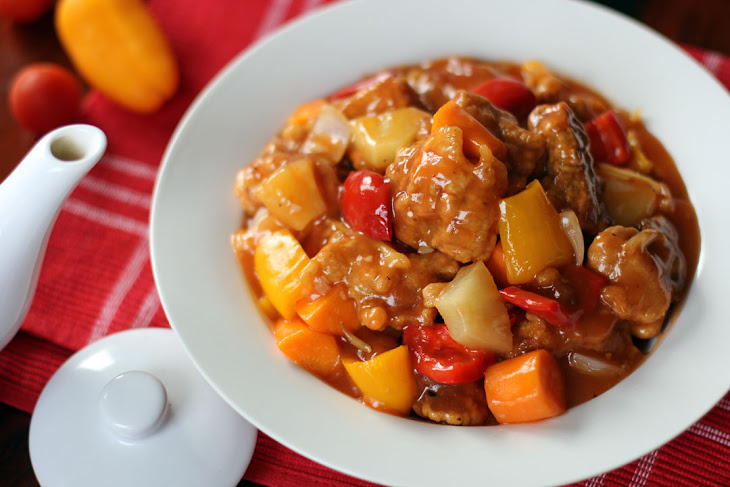... sweet and sour pork appetite for china sweet and sour pork 3 recipe