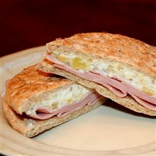 Ham Pineapple Cream Cheese Sandwich Recipes