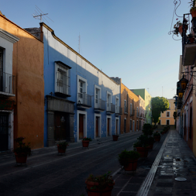 Old city by Cristobal Garciaferro Rubio - City,  Street & Park  Neighborhoods
