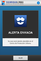 Screenshot of Seguridad Lomas