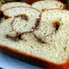Cinnamon Swirled Apple Bread