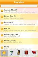 Screenshot of 8,500+ Drink Recipes Free