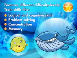 Screenshot of Ocean puzzle HD for toddlers