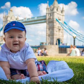 At London by Jamerson Rodrigues de Melo - Babies & Children Babies ( london, baby, smile,  )