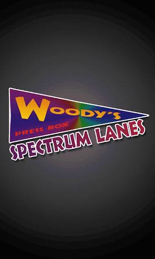 Spectrum Lanes Woody's
