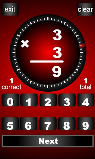 玩免費教育APP 下載Timed Math Free app不用錢 硬是要APP