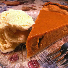 Pumpkin Pie...simply the Best!!