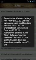 Screenshot of Wiesn 2013 - Oktoberfest 2013